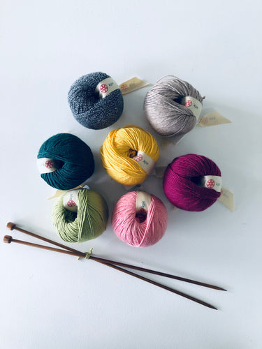 Learn to Knit Class 1.0