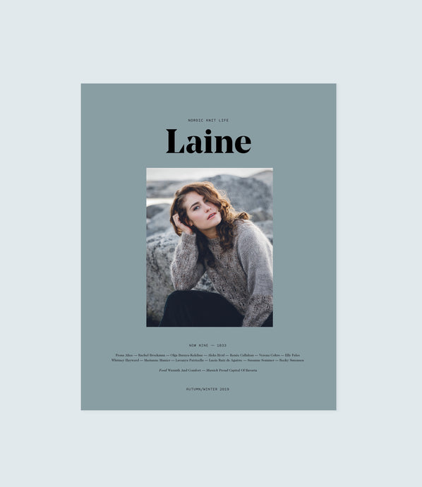 Laine Issue 9 | preorder
