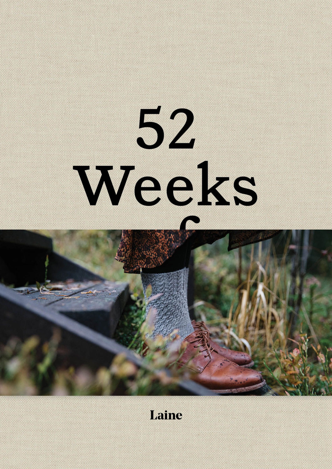 52 Weeks of Socks | Laine Publishing | PREORDER