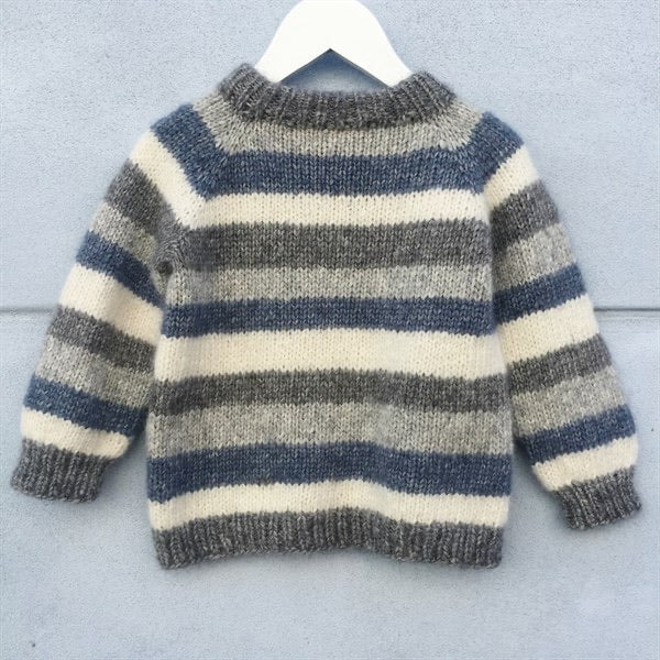 Brother Sweater | printed pattern