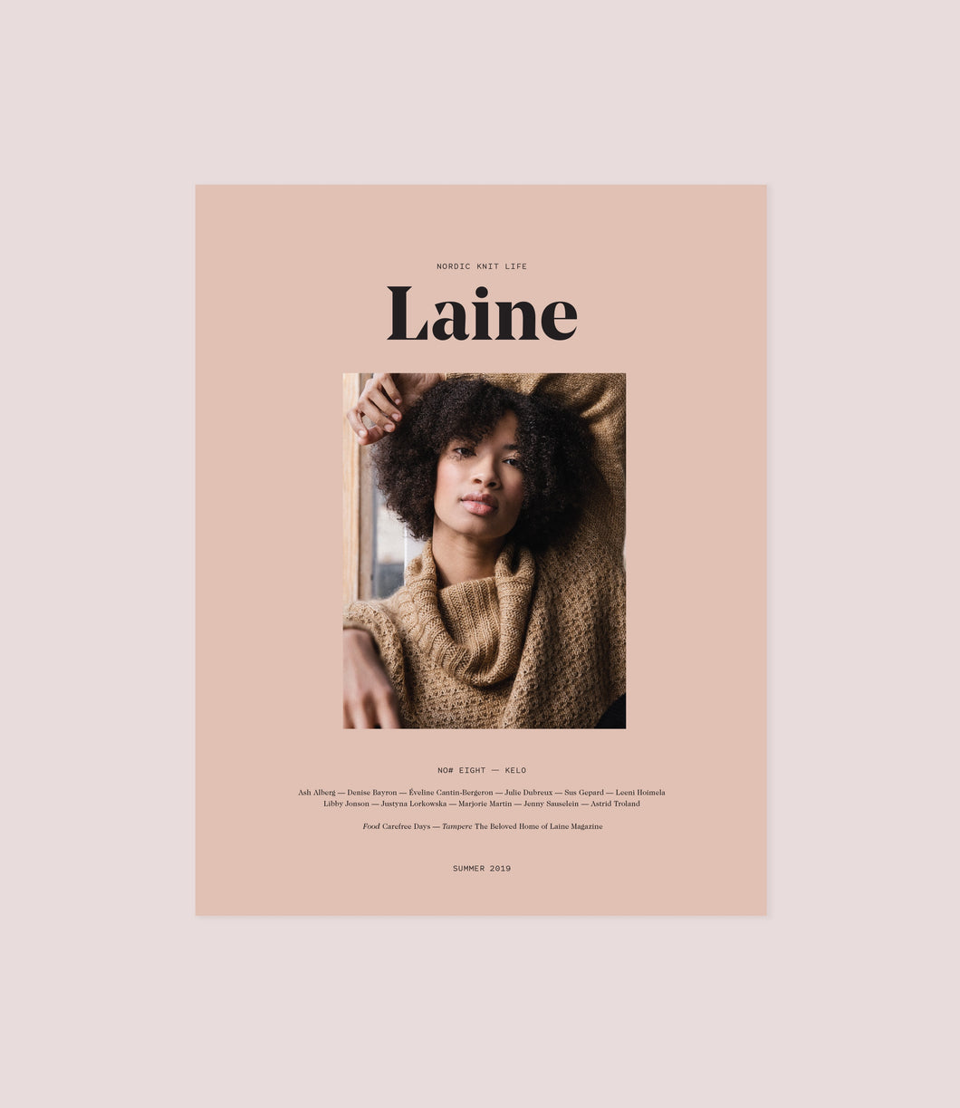 Laine Issue 8 | preorder