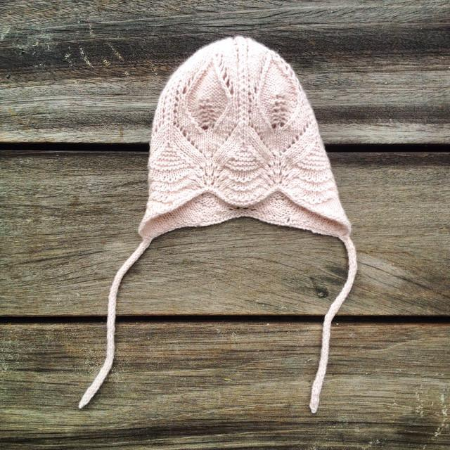 Lace Hat Pattern PDF