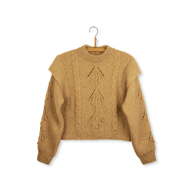 Paris Sweater Pattern