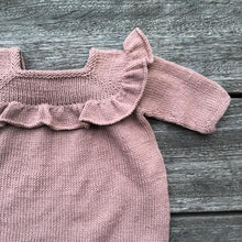 Ruffle Romper & Ruffle Dress PDF Pattern