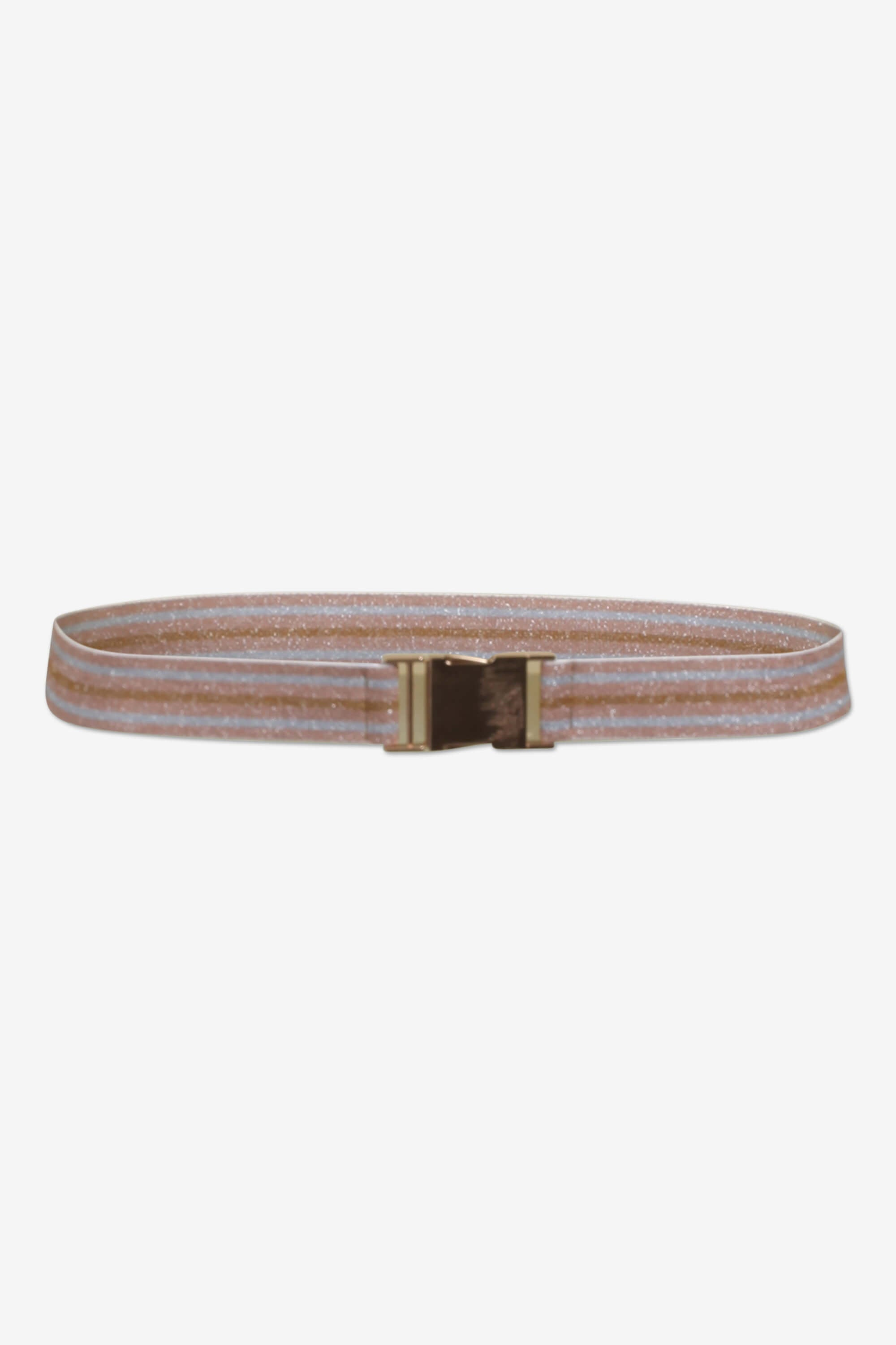 BUP Lilia belt in rose, brown, blue