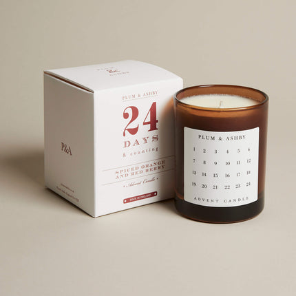 P&A  Advent candle