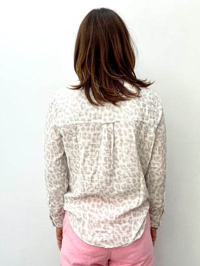 OS Lido long tunic in white