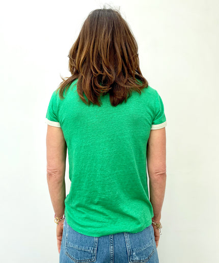 L&H Toro Tee in Fever Green