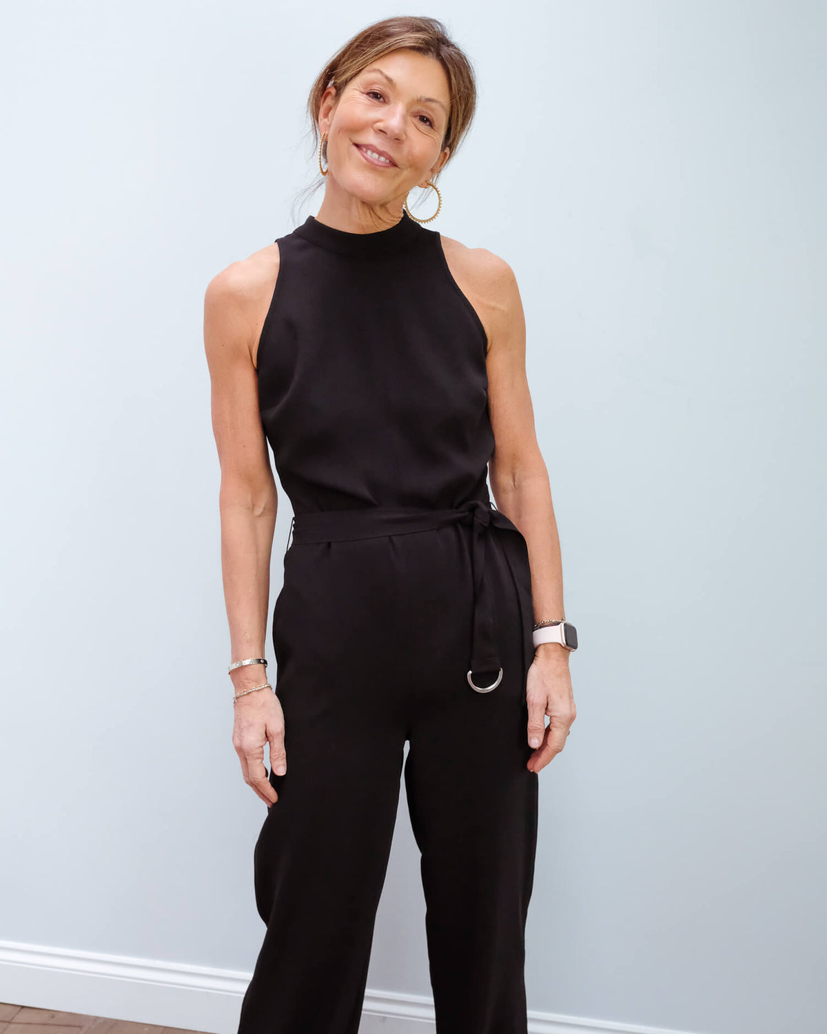 SEC.F Hannah jumpsuit in black