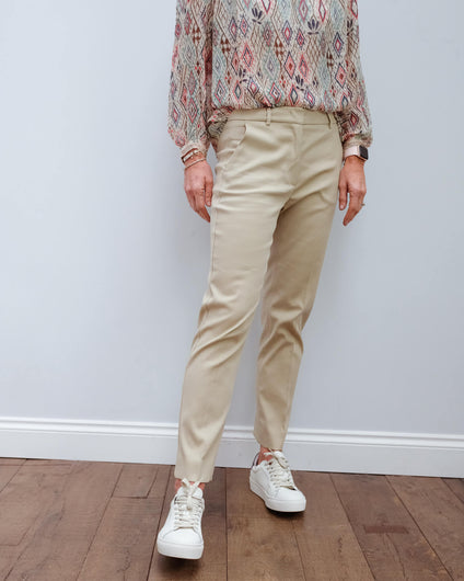 MM Legenda trousers in sand