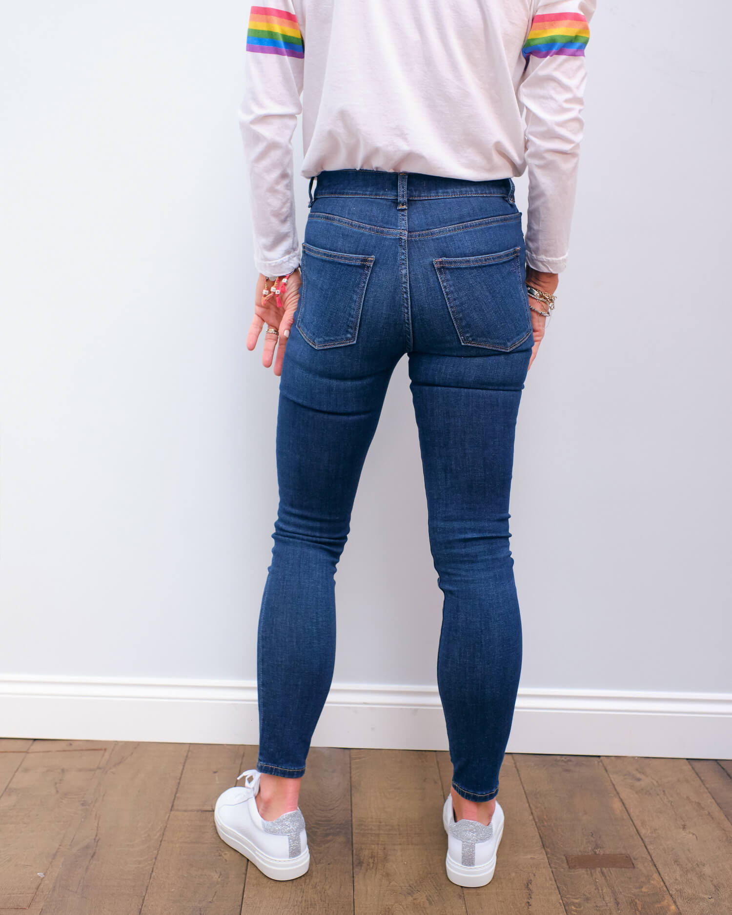 DL1961 Farrow ankle skinny in graham