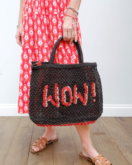 TJ Wow beach bag