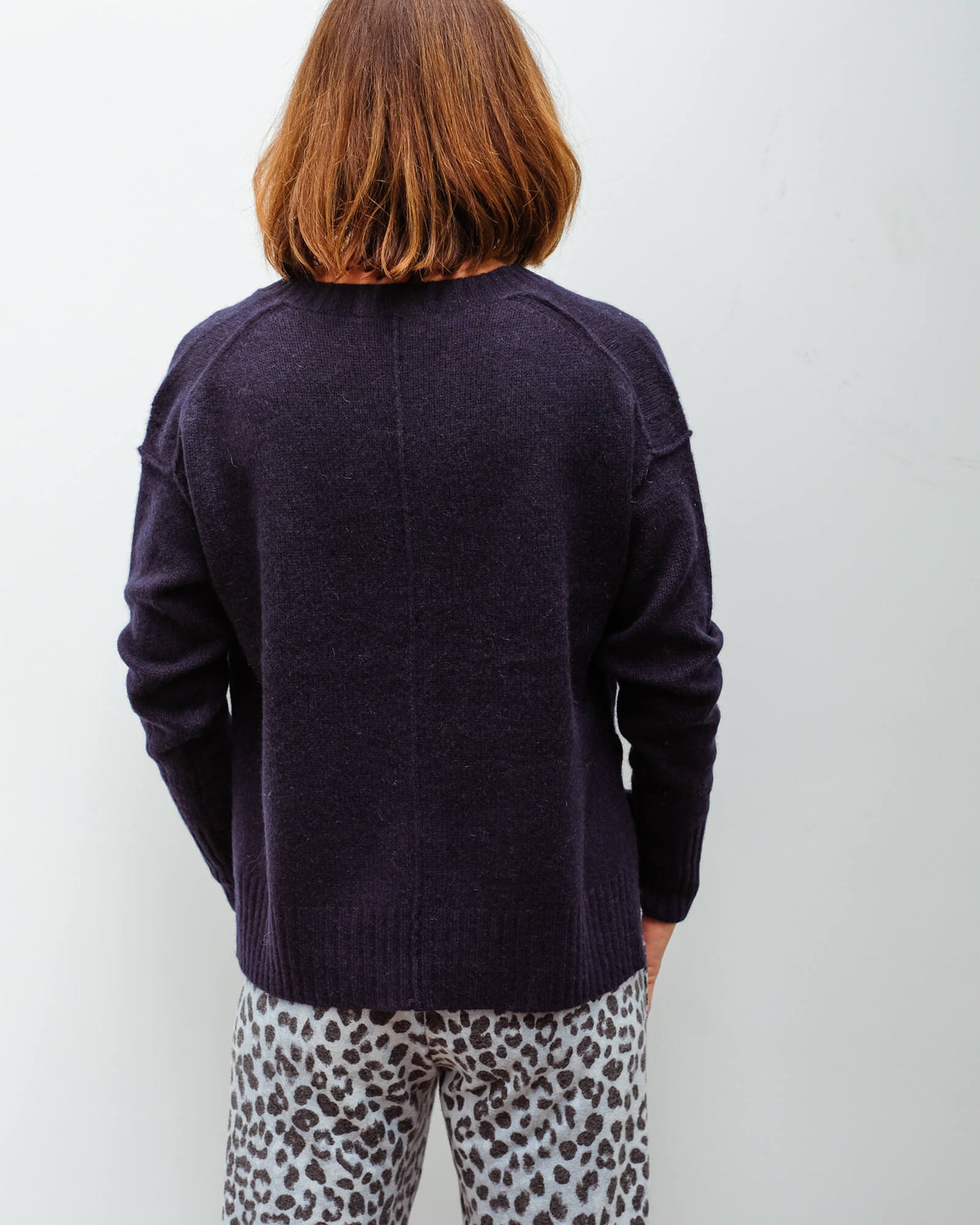 360 Daria knit in navy