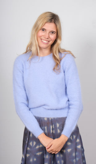 BR Datti Knit in Hopper Blue