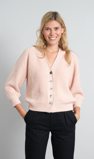 BR Dosany knit cardi in candy