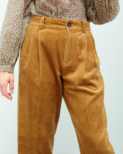 BR Lazard trousers in yellow