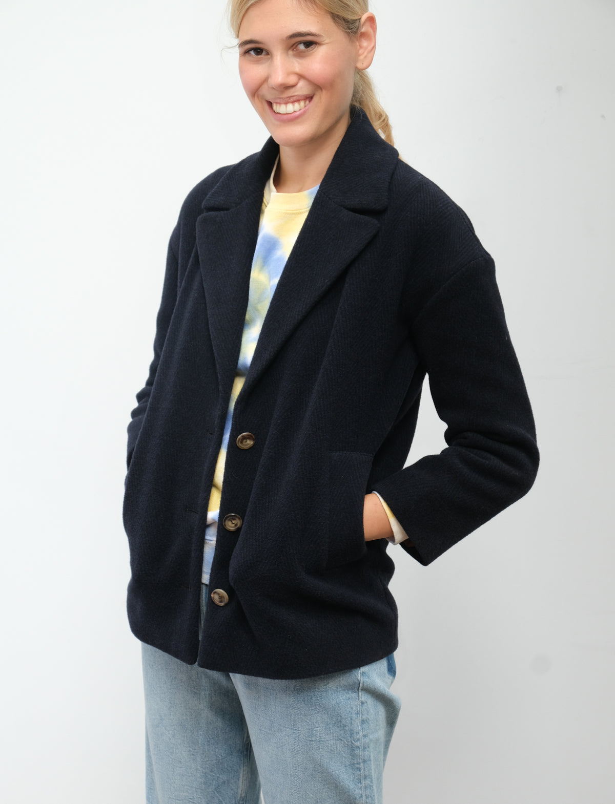 BR Vedder jacket in navy