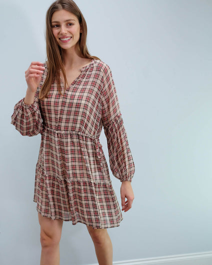 M Juhu dress in beige