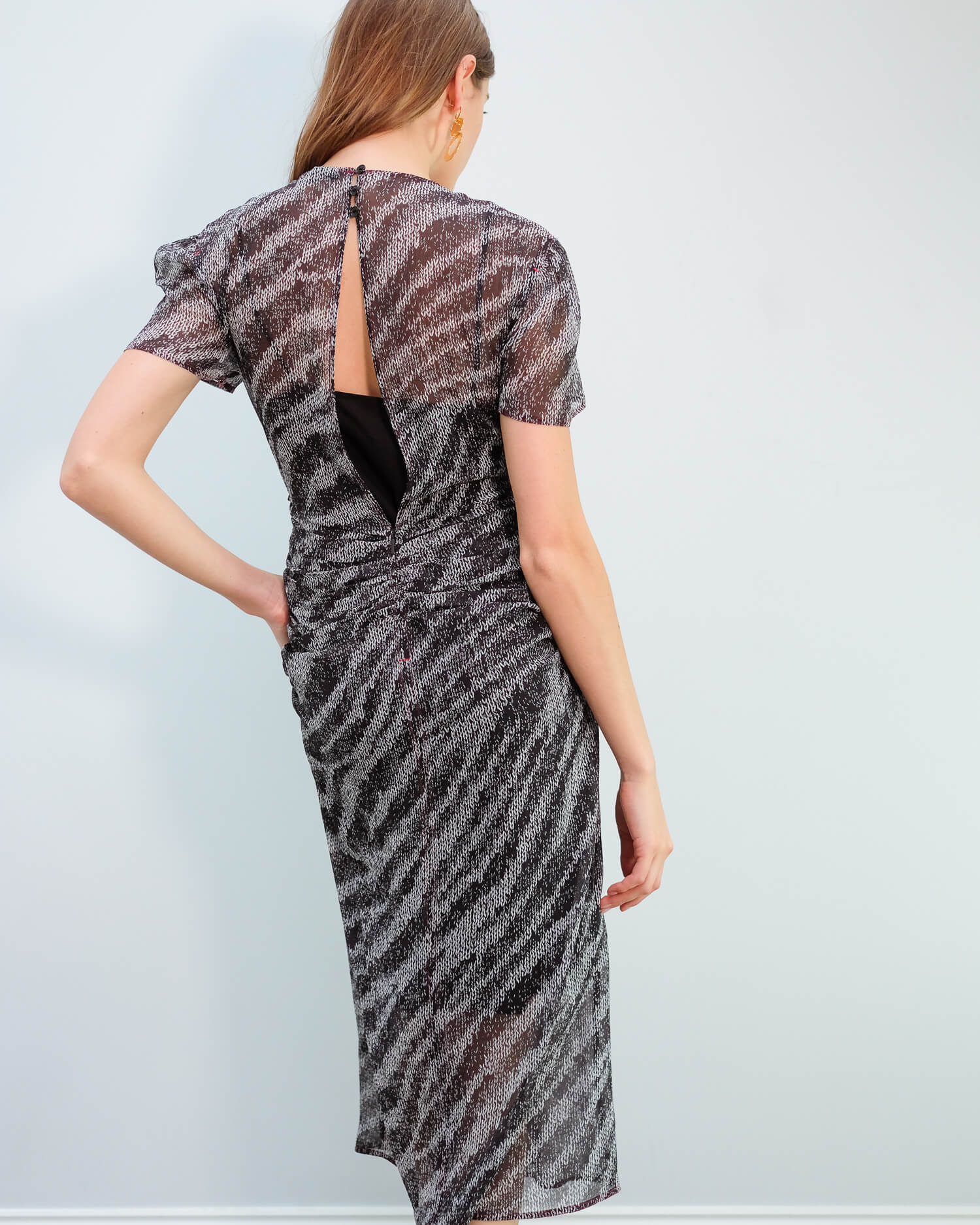 R&B Maris dress in black