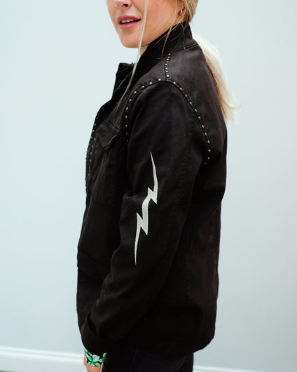 FIVE 722 Brenda Jacket in Black