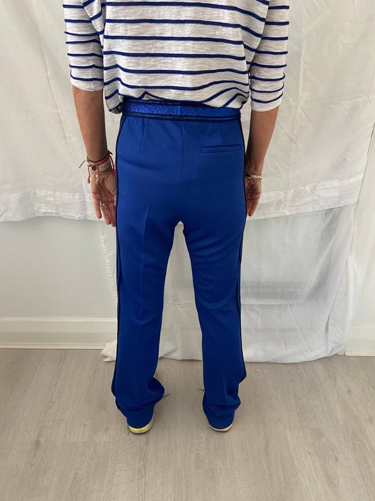 GG Kelly pant in mazarine blue
