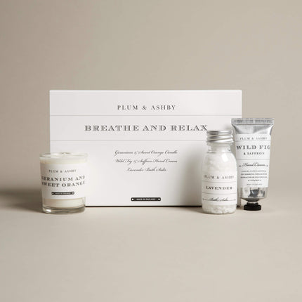 P&A Breathe and relax gift set