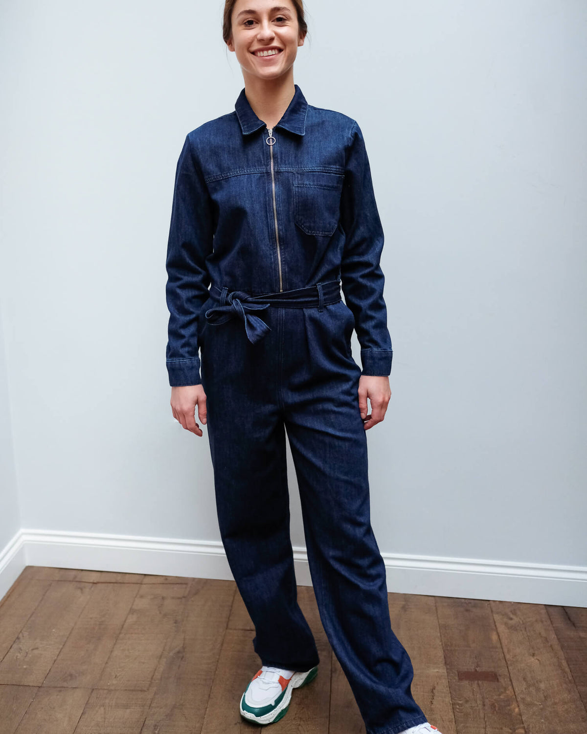 SLF Dana denim jumpsuit