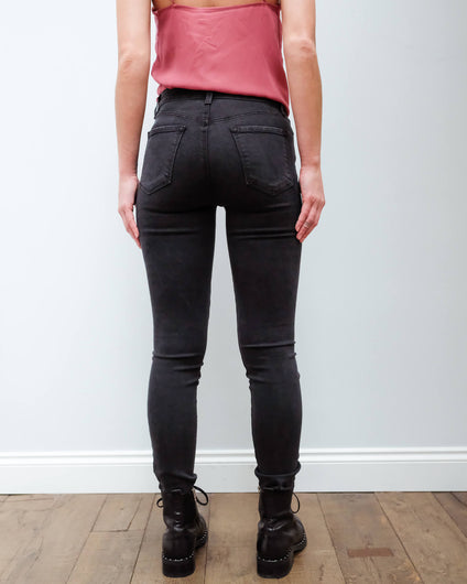 JB Maria high rise skinny in bellatrix
