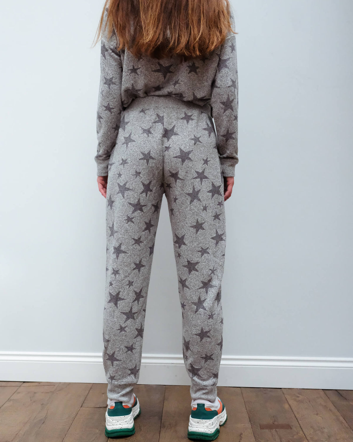 R Devon star trousers