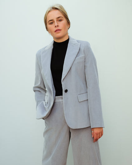 MM Elia jacket in acqua marina