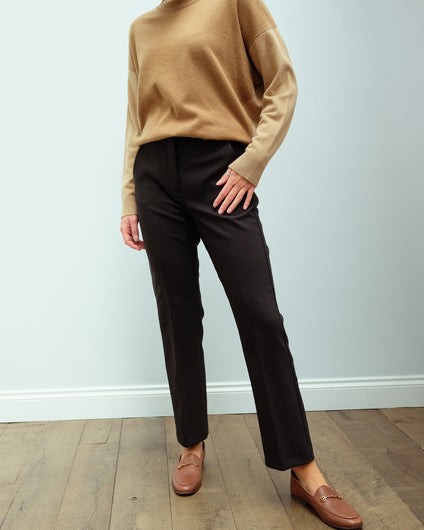MM Leone trouser in black