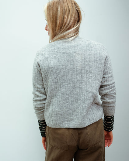 BR Gixul knit in grey