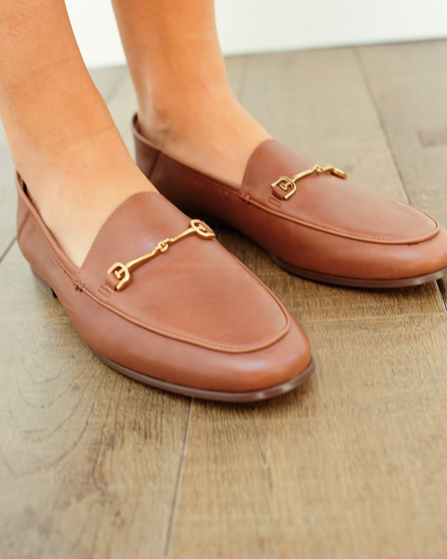 SE Lorraine Loafer in Toasted Coconut