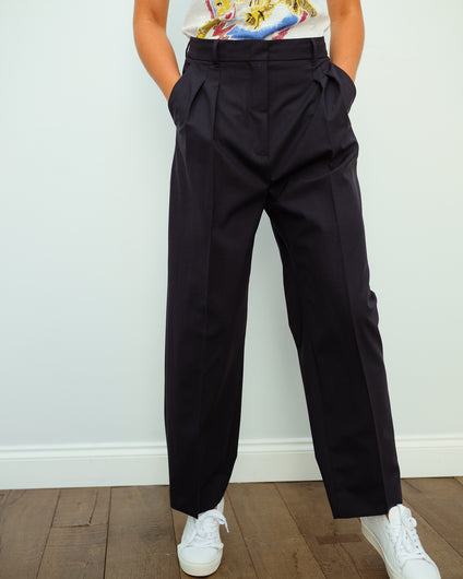 MM Orione trousers in navy