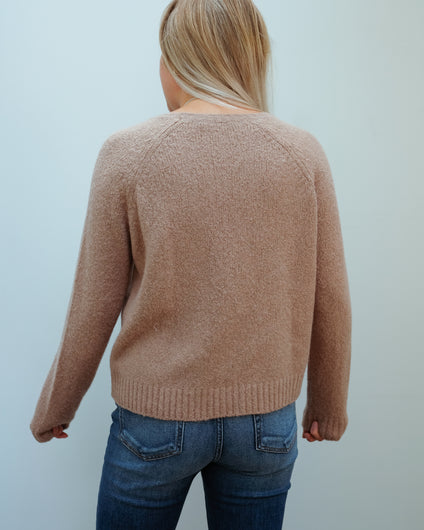 MM Amici knit in cammello
