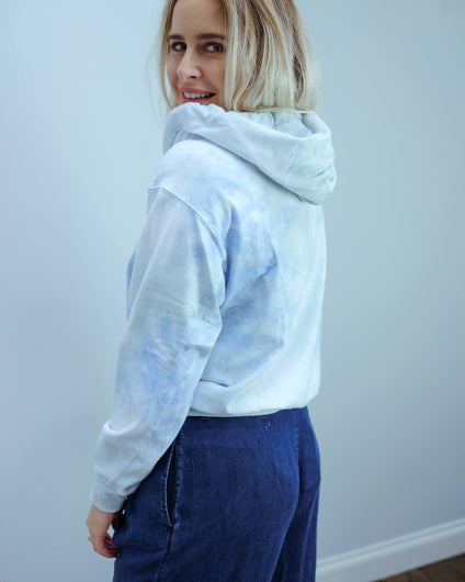 MSTARS Miley hoodie in raindrop