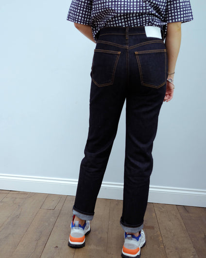 LOR Comfort rinsed denim jeans