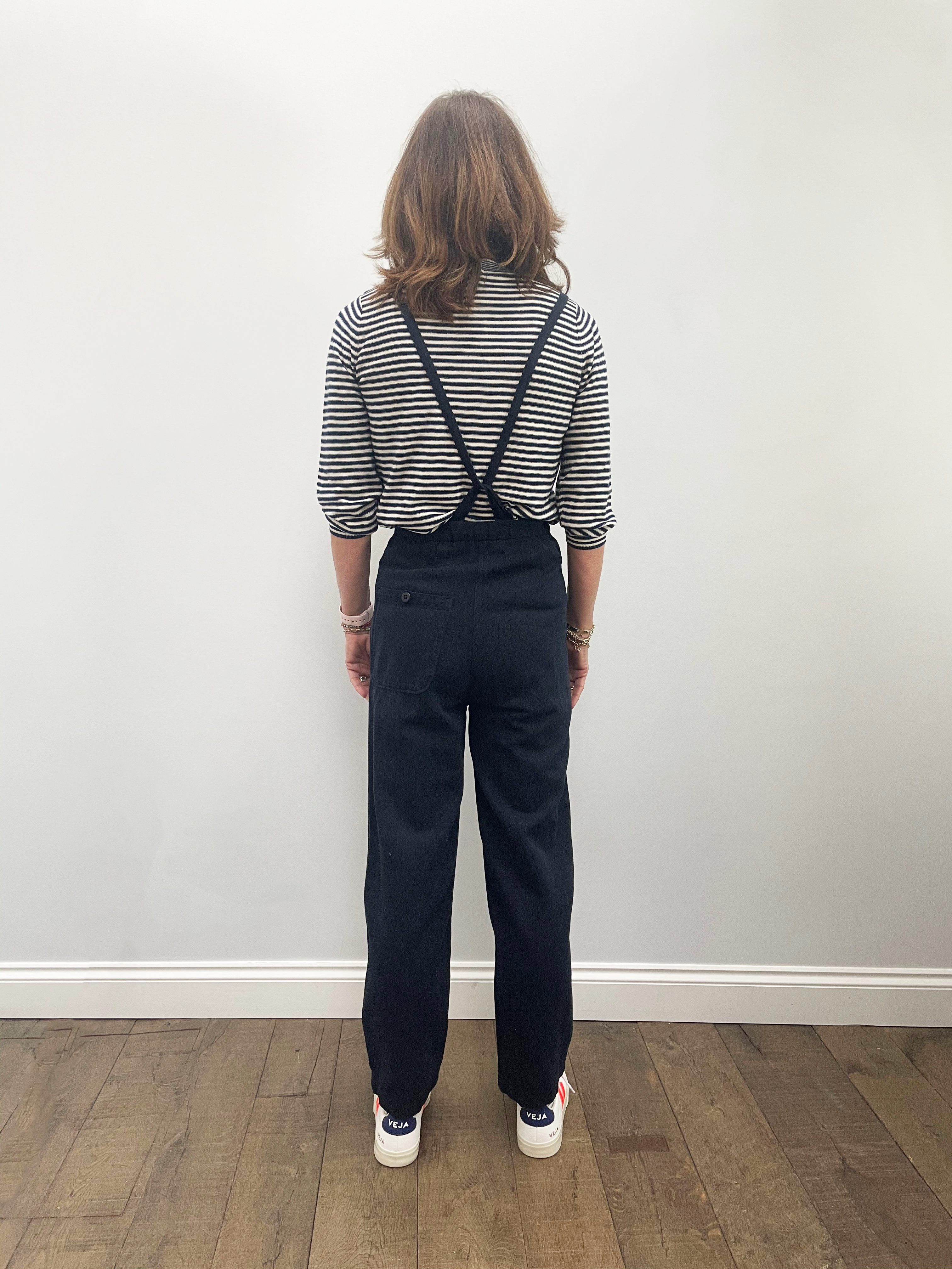 BR Pilsi Trousers in Navy