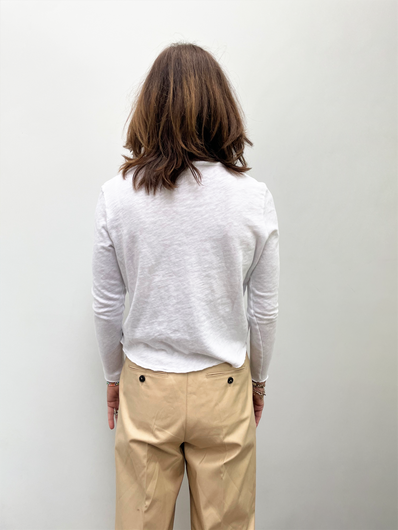 MM Alacre Trousers in Orzo