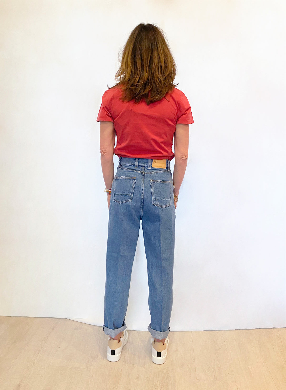 GG Kim Denim Pant