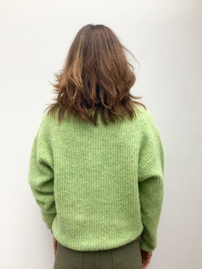 AV EAST 18 Knit in Chrysalis Vintage