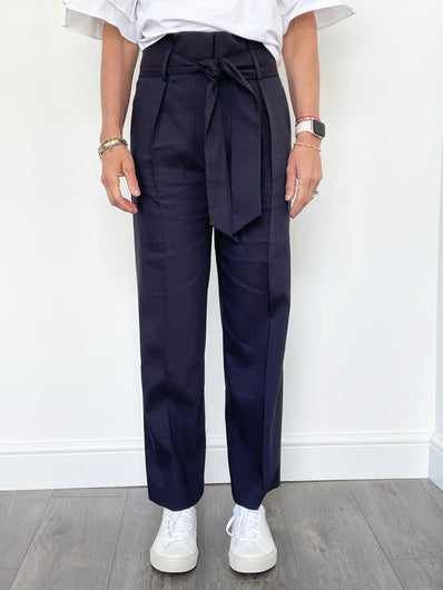 VB Elice Pant in Navy