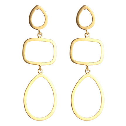 I AM JAI 1638 Shapes earrings