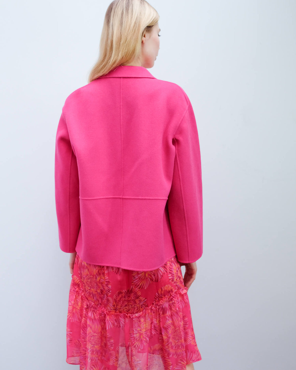 MM Ande jacket in red