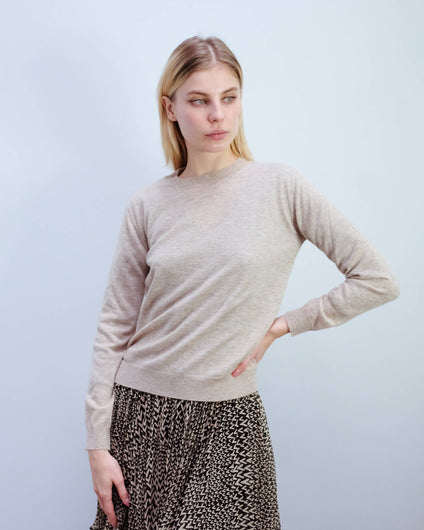 MM Bobbio knit in hemp