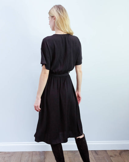 SLF Vienna dress in black