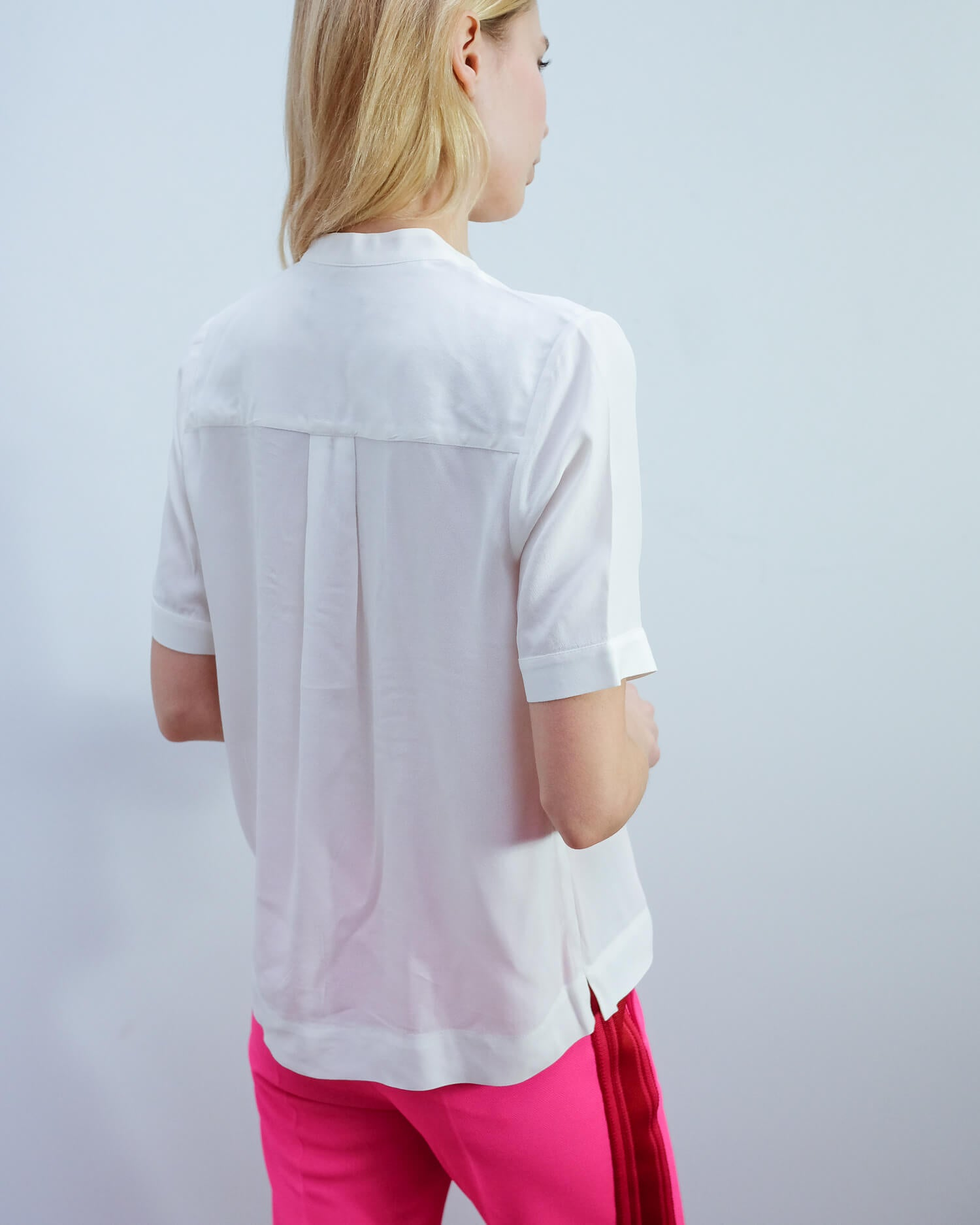 SLF Ella top in white