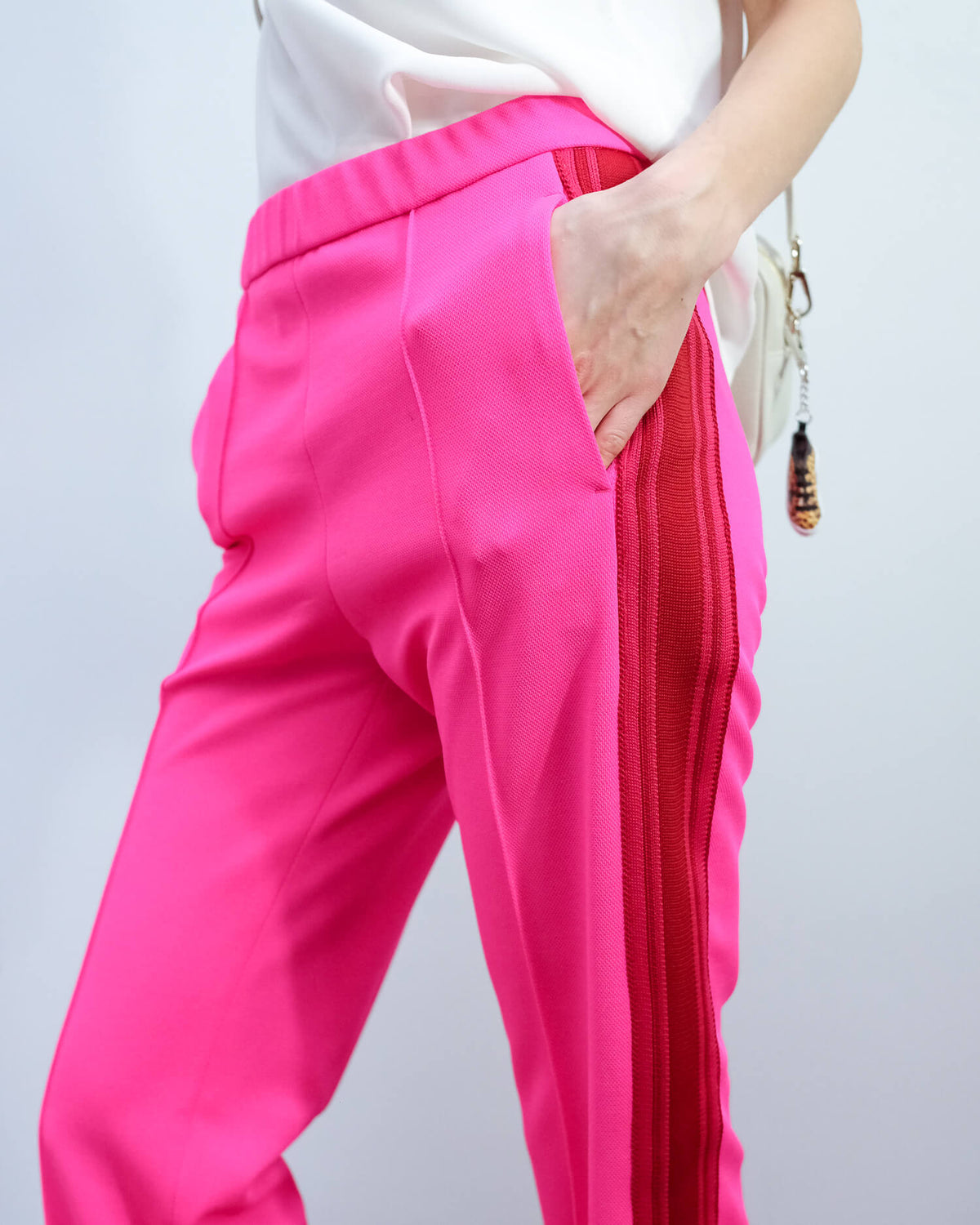 GG Kelly pant in pink glo