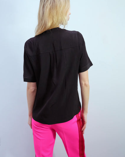 SLF Ella top in black