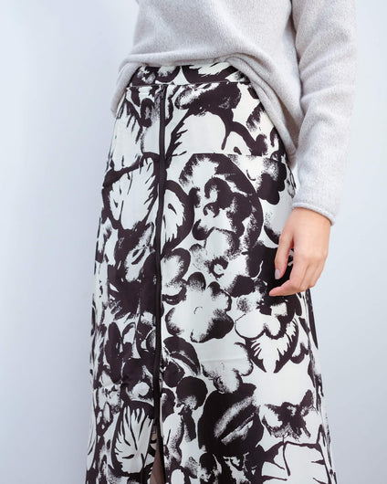 EA Vink printed skirt